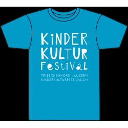 T-Shirt 2017 (Azur)